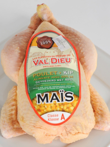 Le Poulet Maïs